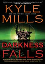 #9 Darkness Falls The last of the Beamon series (so far.)  This was born from my interest in what would happen if the world's oil supply was suddenly cut off.  A warning:  One of the protagonists is a repentant environmental terrorist.  That bothered some readers—they just couldn't forgive.