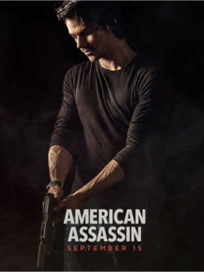 American Assassin in theaters September 15, 2017