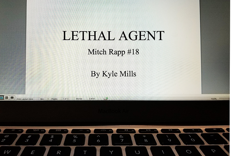 Mitch Rapp #18: Lethal Agent